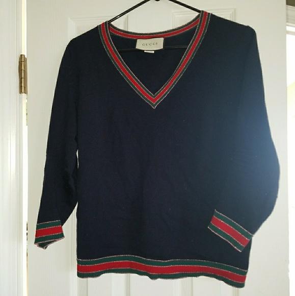 77a0a752920 Gucci Sweaters - Gucci Women s Merino Knit Sweater
