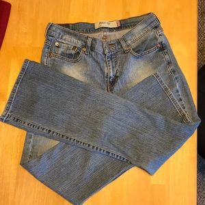 Levis 515 Boot Cut Jeans