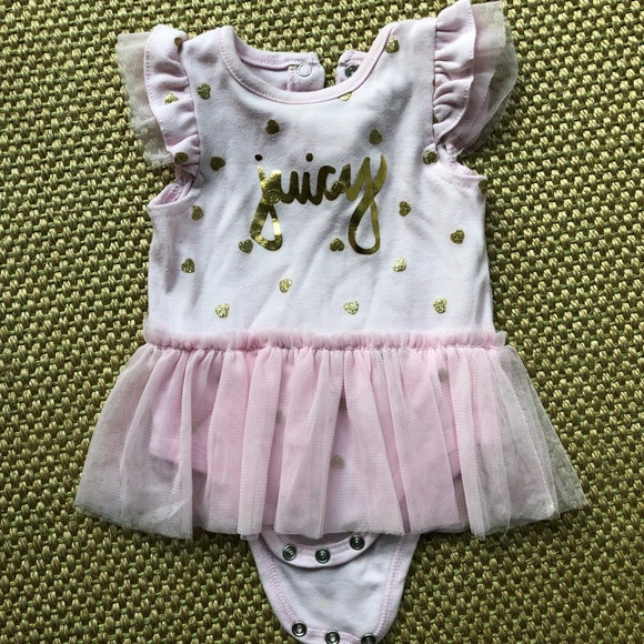 4c6a1a98b Juicy Couture Dresses | Baby Girls Dress 36 Months | Poshmark