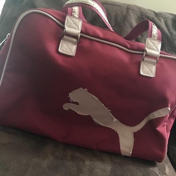 1da4b9b815d Puma duffel bag. M 5a2ebc804e8d177be9042c7a