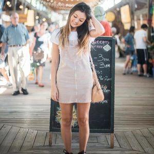 Top Shop Corduroy Dress