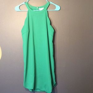 Simple and elegant party dress!