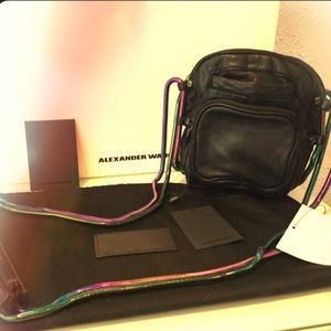 Alexander Wang iridescent Brenda bag