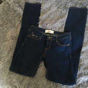 Long hollister jeans