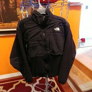 ❄❄☔North Face heavy fleece for any conditions!