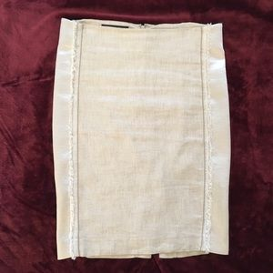 Bebe pencil skirt