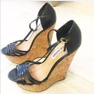 Steve Madden Platform Heels Size 5.5