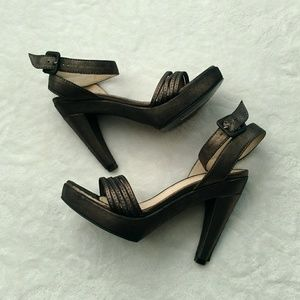 MaxMara made in Italy heels
