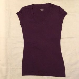 Merona Purple T-Shirt