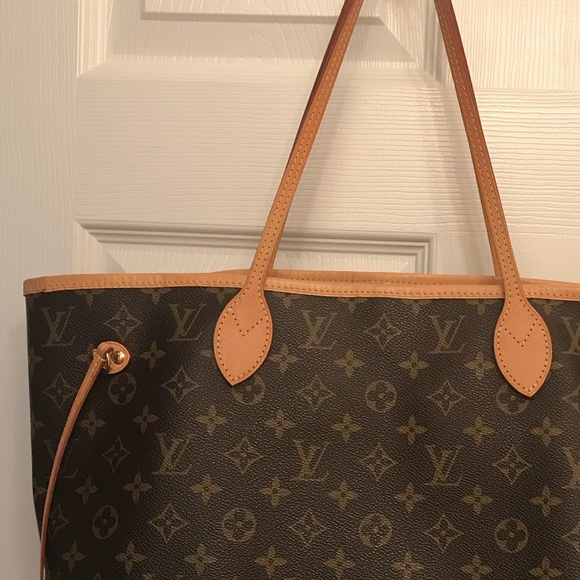 653bb885253e Louis Vuitton Handbags - Louis Vuitton Neverfull MM Pivoine