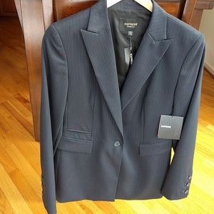 Express Stretch Blazer