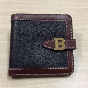 Bally Leather Wallet