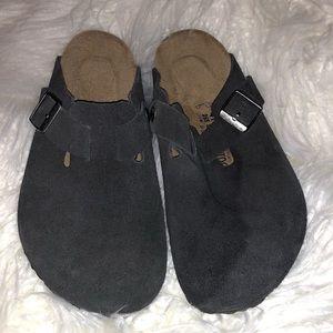 Birkenstock soft footbed clogs