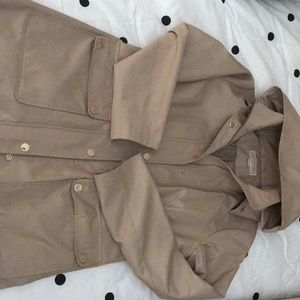Michael Michael Kors Rain Trench Coat
