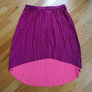 Xhilaration High Low Reversible Skirt