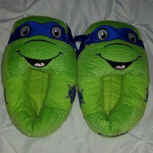 Other - Ninja turtle house shoes
