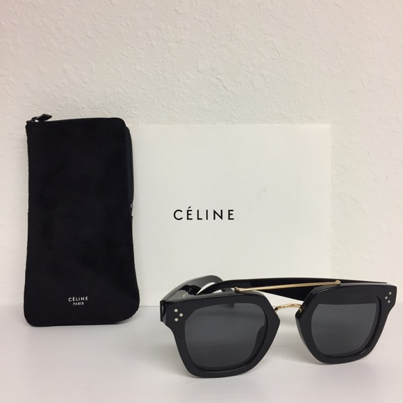 711cb0bd6d56 BRAND NEW Celine Sunglasses CL 41077 S