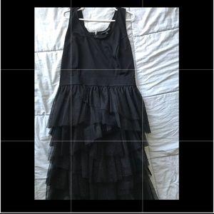Lane Bryant Black Party Dress
