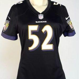 Nike NFL Baltimore Ravens R.Lewis Jersey