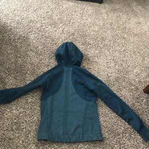 lululemon athletica Sweaters - Lululemon Reflective Half Zip Hoodie