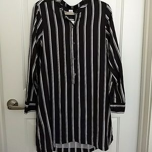 NWT Gap Shirt Dress size medium