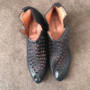 Jeffery Campbell Taggart Booties