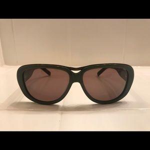 Chloe olive green sunglasses