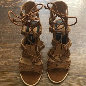 Dolce Vita Lace-up Sandal