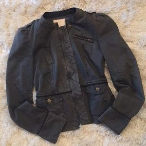 Free People Zip Up Jacket