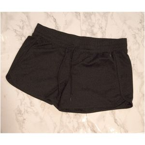 DANSKIN Black Running Shorts