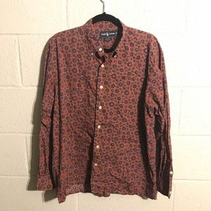 Ralph Lauren 100 % cotton button up