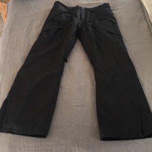 Women's Black Snow Pants ❄️