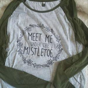 Tops - Meet me under the mistletoe