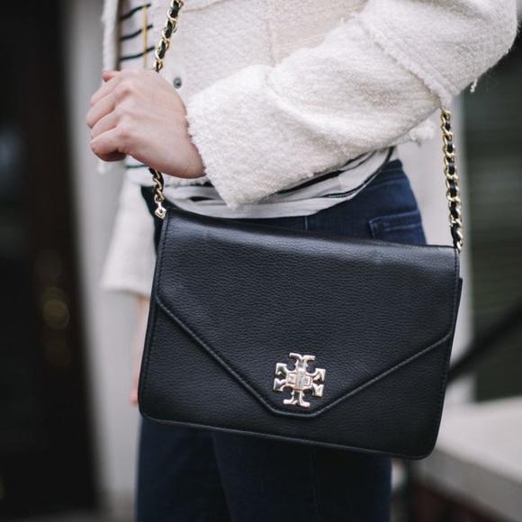 e5136d460a65 HP ⭐ New Tory Burch Kira Crossbody Leather Bag