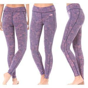 THE NORTH FACE Purple Pulse Tight Leggings