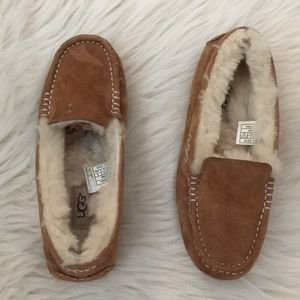 Ugg Uggs Water Resistant Suede Moccasins Loafers