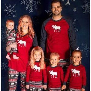 Matching Family Christmas Pajamas-MENS XL/XXL
