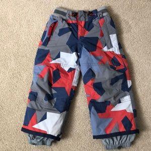 Mini Boden snow pants