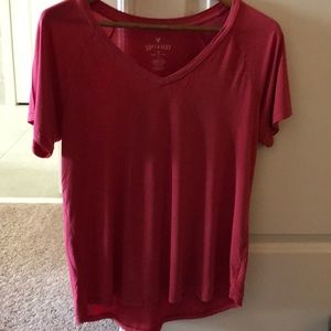 Pink American Eagle Outfitters T-shirt
