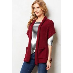 NWT Anthro Angel of the North Valletta Cardigan
