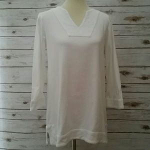Lands' End White Top
