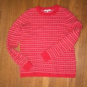 Madewell Red Sweater