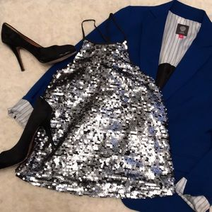Hollister Sequin New Years/Holiday Top