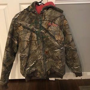 Women's Carhartt  Camo Jacket