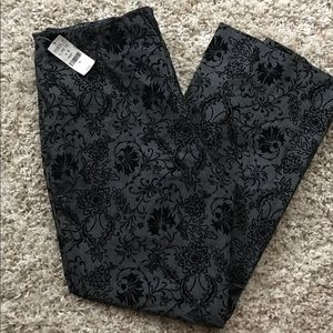 NWT New York & Company Plus Size Black Pants