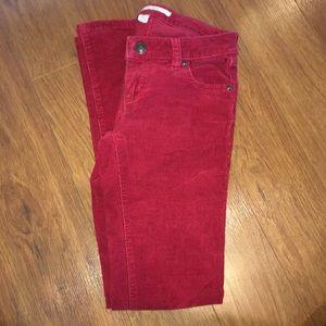 LC Lauren Conrad corduroy pants