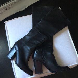 Stuart weitzman knee high leather boots