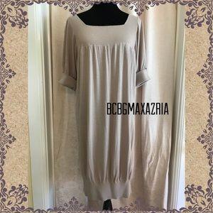 """BCBG Beauty"" NWT SWEATER DRESS ❄️❄️"