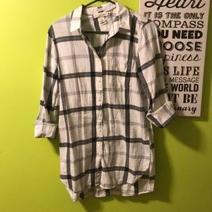 Flannel from H&M-size 6 or medium