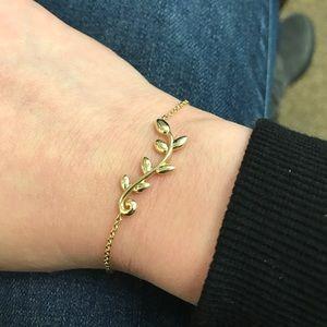 Tiffany 18k gold Paloma Picasso bracelet